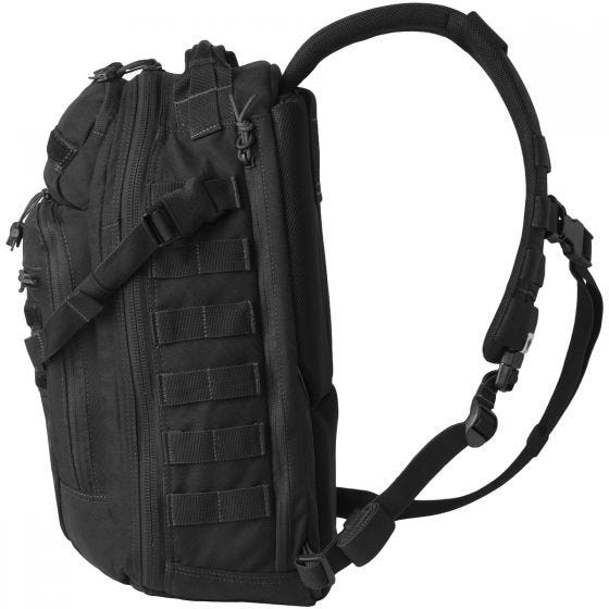 First Tactical sacca Crosshatch Sling in nero