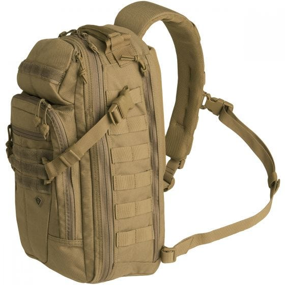 First Tactical sacca Crosshatch Sling in Coyote