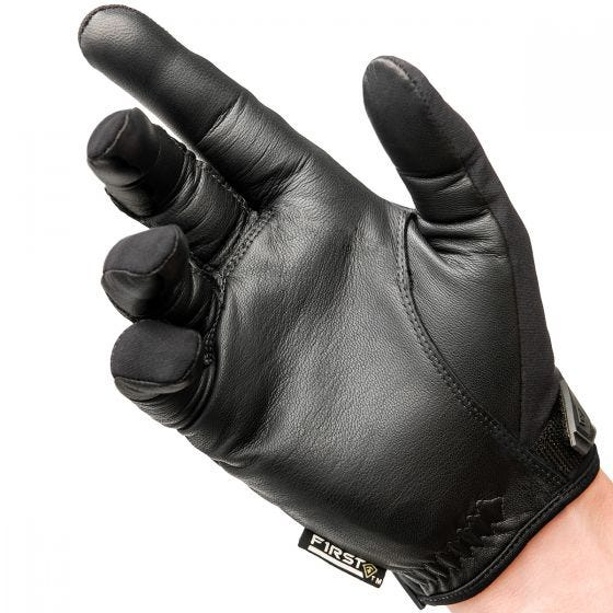 First Tactical guanti Medium Duty uomo in nero