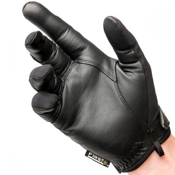First Tactical guanti imbottiti Medium Duty uomo in nero
