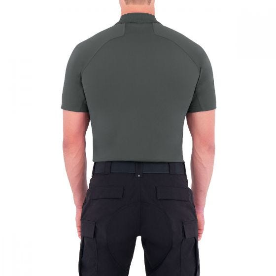 First Tactical polo Performance a mezza manica uomo in Asphalt