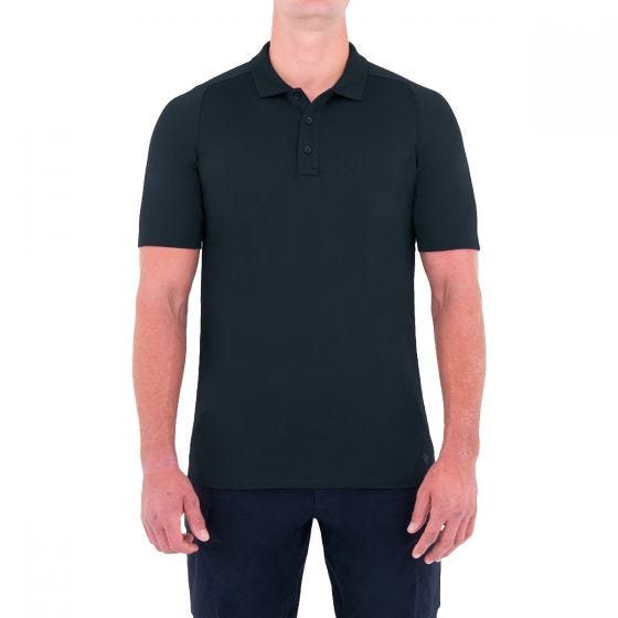 First Tactical polo Performance a mezza manica uomo in Midnight Navy