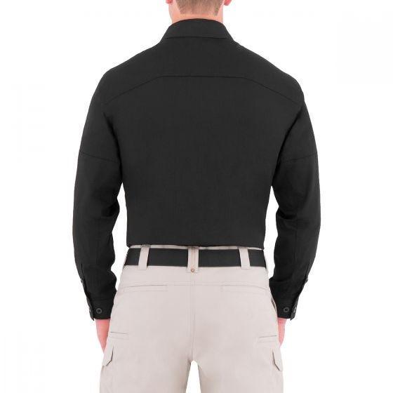 First Tactical camicia BDU maniche lunghe Specialist uomo in nero