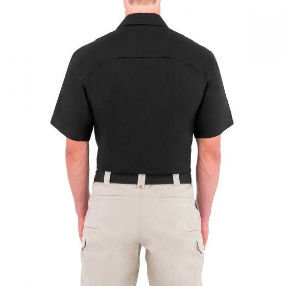 First Tactical camicia BDU Specialist a mezza manica uomo in nero