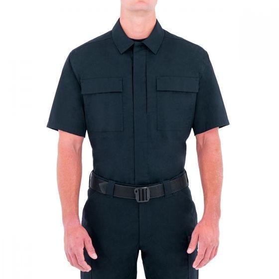 First Tactical camicia BDU Specialist a mezza manica uomo in Midnight Navy