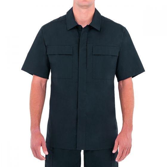 First Tactical camicia BDU Tactix a maniche lunghe uomo in Midnight Navy