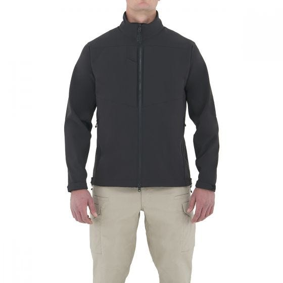 First Tactical giacca softshell Tactix da uomo in nero