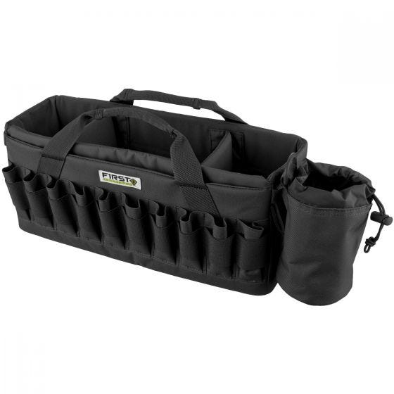 First Tactical borsa Recoil Range in nero