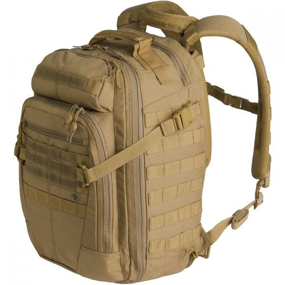 First Tactical zaino Specialist 1-Day Plus in Coyote