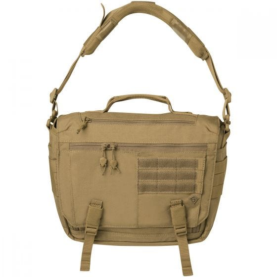 First Tactical borsa con tracolla Summit in Coyote