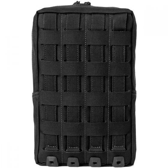 "First Tactical astuccio tattico Tactix 6x10"" in nero"
