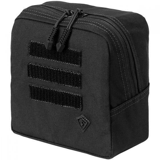 "First Tactical astuccio tattico Tactix 6x6"" in nero"