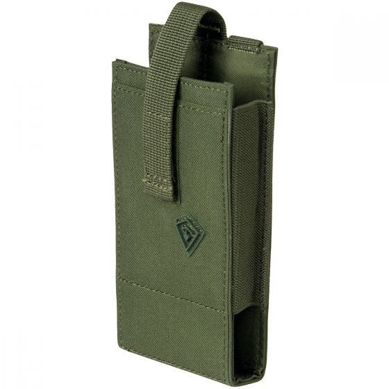 First Tactical porta-dispositivi Tactix large in OD Green