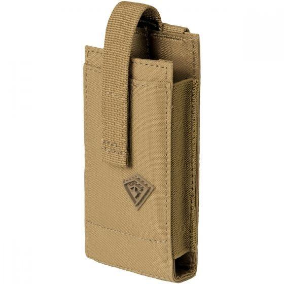 First Tactical porta-dispositivi Tactix medium in Coyote