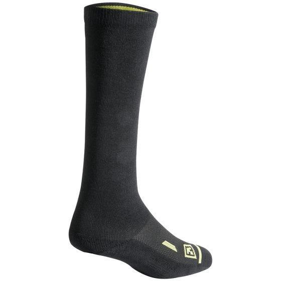 "First Tactical calze Duty 9"" in cotone in confezione da 3 nero"