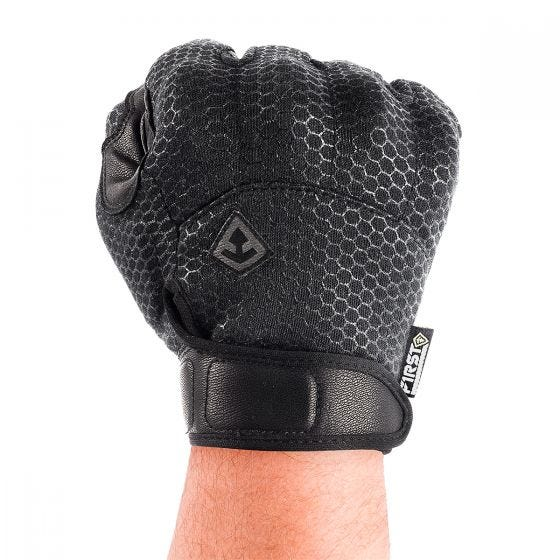 First Tactical guanto uomo Slash & Flash con nocche rigide in nero