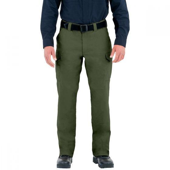 First Tactical pantaloni uomo BDU tattici Specialist in OD Green