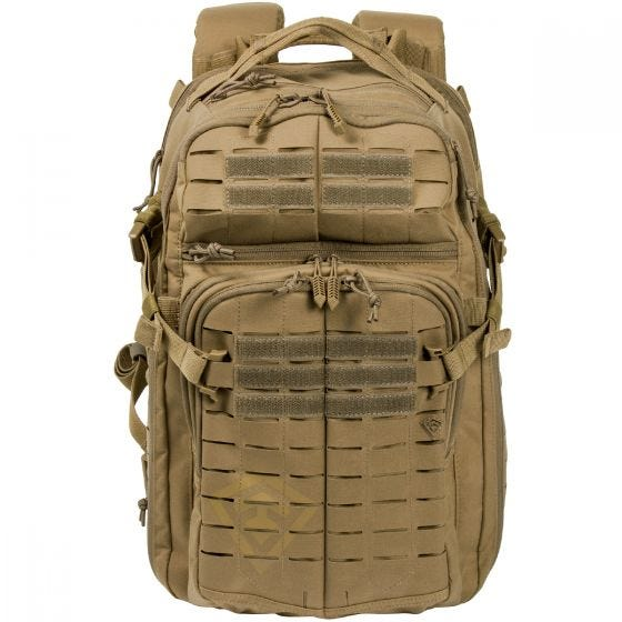 First Tactical zaino Tactix Half-Day in Coyote
