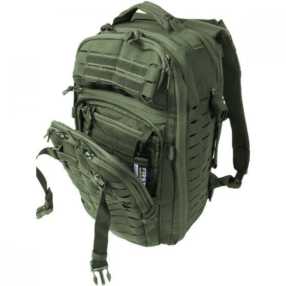 First Tactical zaino Tactix Half-Day in OD Green