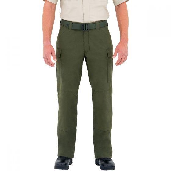 First Tactical pantaloni BDU Tactix uomo in OD Green