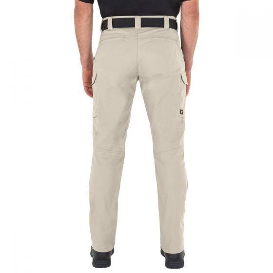 First Tactical pantaloni tattici uomo Velocity in cachi