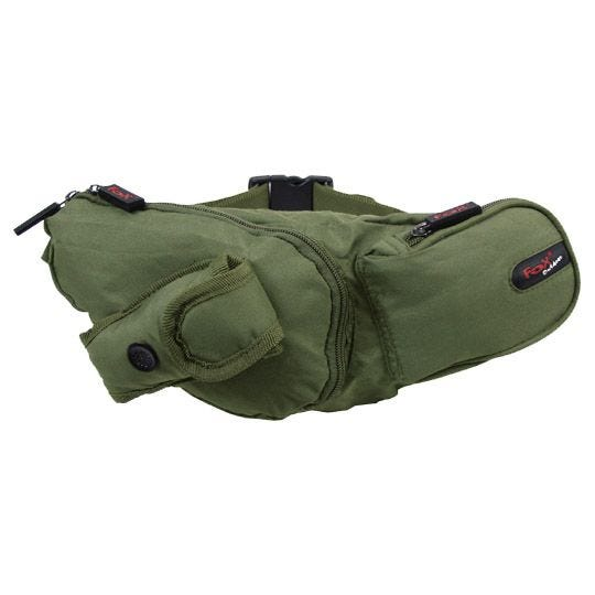 Fox Outdoor marsupio in verde oliva