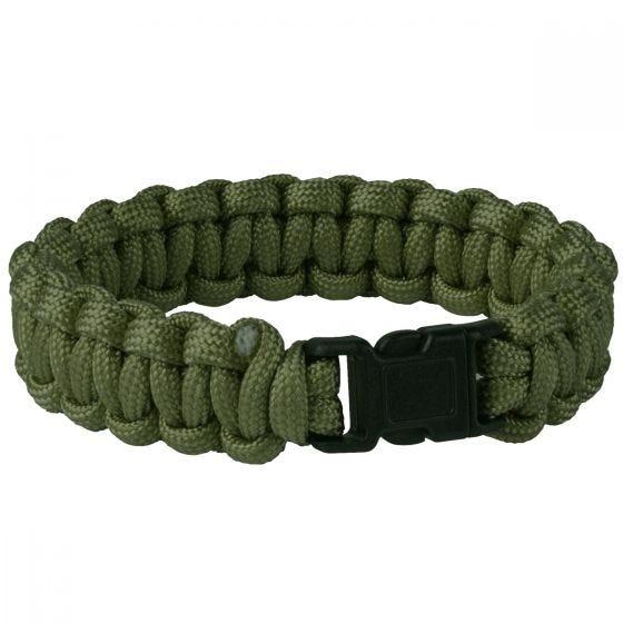 Helikon bracciale Survival in verde oliva