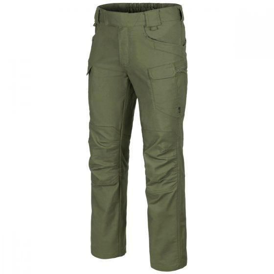 Helikon pantaloni UTP in policotone in Olive Green