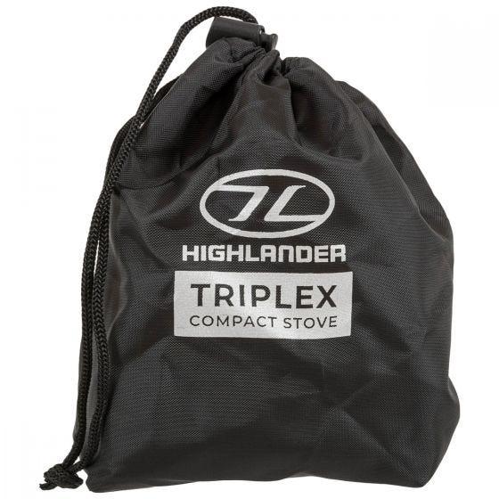 Highlander Triplex Compact Stove