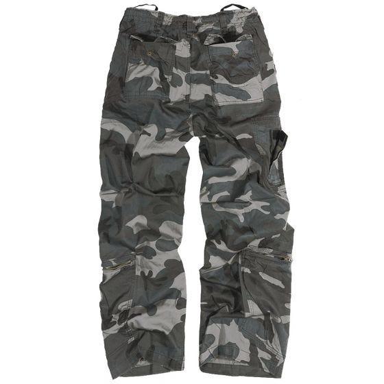 Surplus pantaloni cargo Infantry in Night Camo