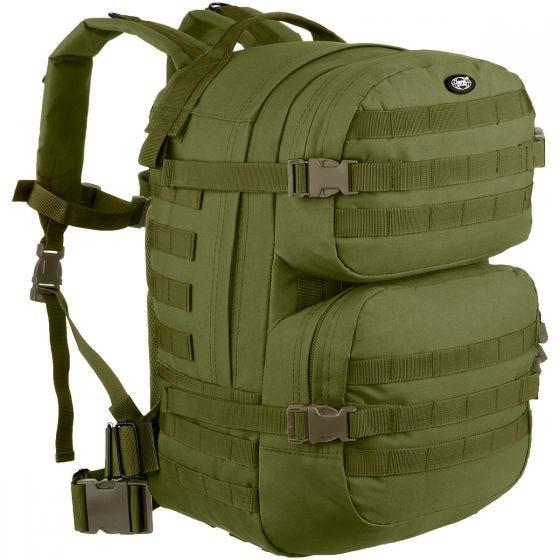 MFH zaino Assault II in OD Green