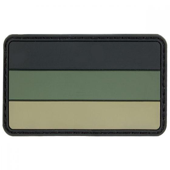 MFH patch con bandiera 3D Germania in velcro in verde oliva