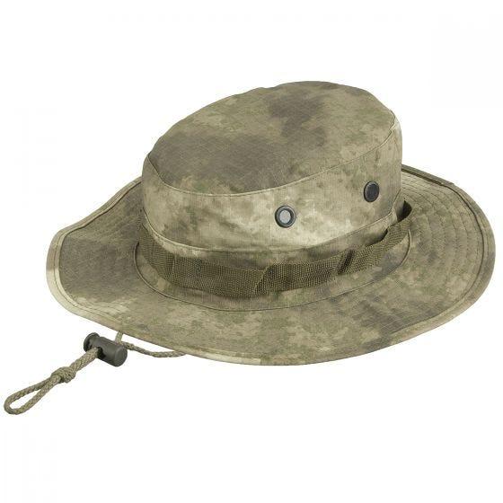 MFH cappello boonie GI in Ripstop HDT Camo AU