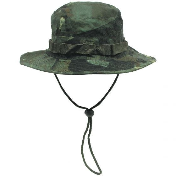 MFH cappello boonie GI in Ripstop Hunter verde