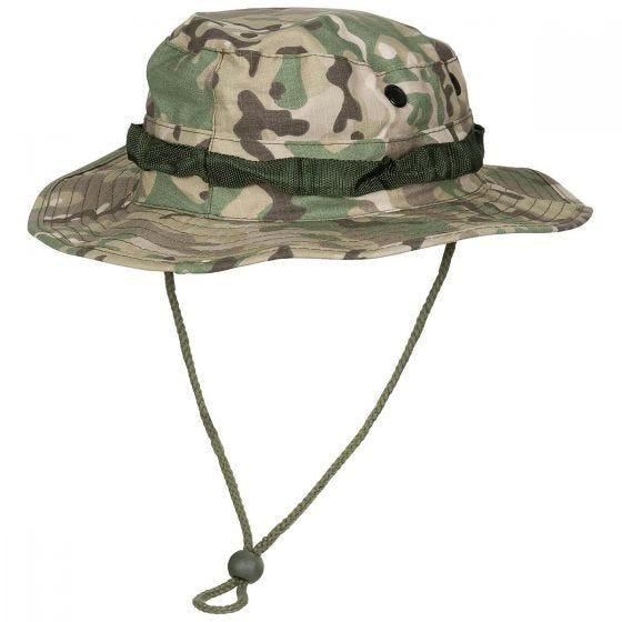 MFH cappello boonie GI in Ripstop Operation Camo