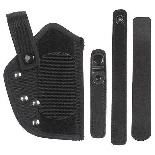 MFH fondina da cinta per Walther P38/P1 in nero