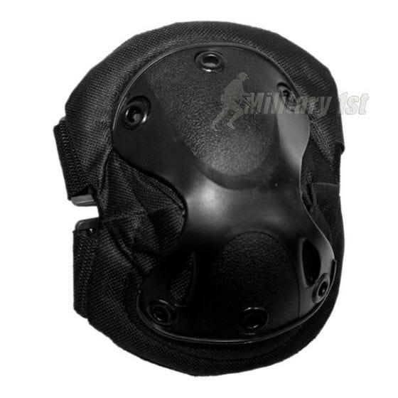 MFH ginocchiere Defence in nero
