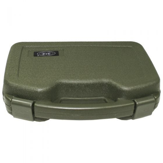 MFH valigetta Large per pistola in verde oliva