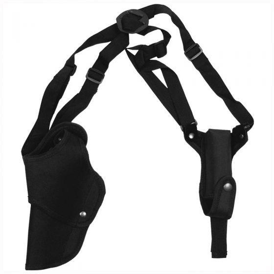 MFH fondina da spalla sinistra in nero