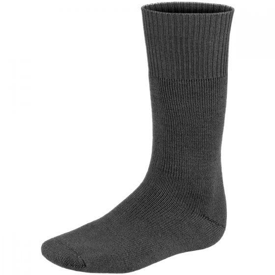 MFH calzini lunghi extra caldi in grigio