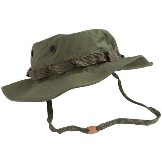 Teesar boonie hat in trilaminato US GI in verde oliva