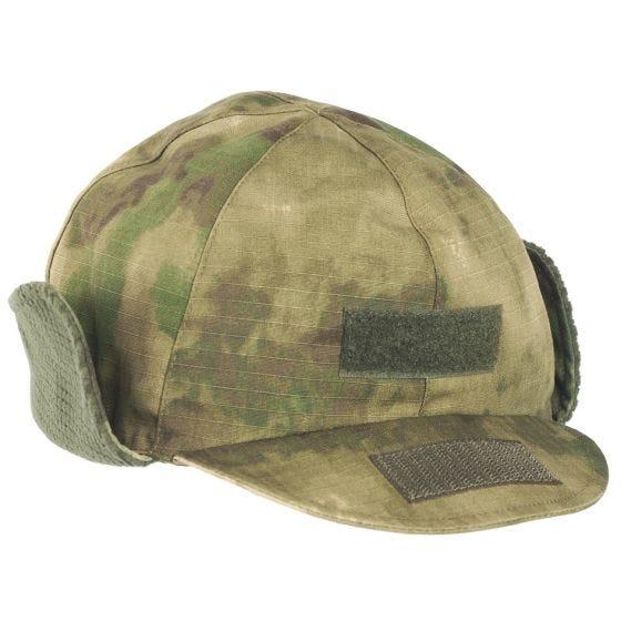 Mil-Tec cappello invernale BW II Gen in MIL-TACS FG