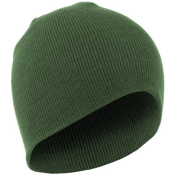 Mil-Tec berretto acrilico in verde oliva