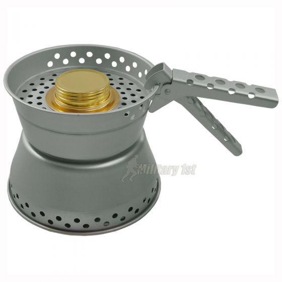 Mil-Tec set di pentole in alluminio