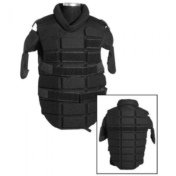 Mil-Tec giacca antisommossa in nero