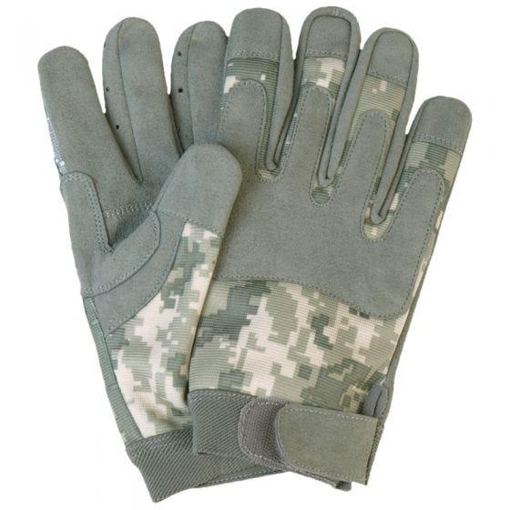 Mil-Tec guanti esercito in ACU Digital