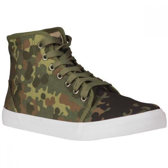 Mil-Tec Sneaker esercito in Flecktarn
