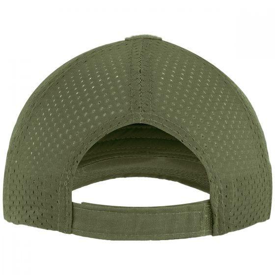Mil-Tec cappellino da baseball con retina in verde oliva
