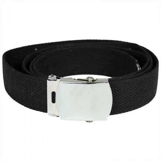 Mil-Tec cintura in tessuto nero