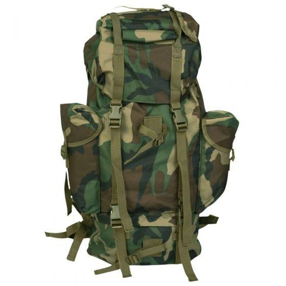 Mil-Tec zaino Combat BW in Woodland